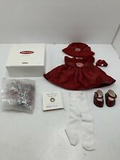 American Girl Bitty Baby - Rosy Red Set - New In Box