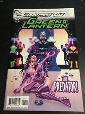 Green Lantern#57 Incredible Condition 9.4(2010) Predator,Bondage Cover!!