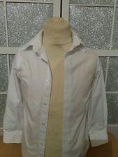 LH ( la halle ) superbe chemise blanche   t 4 ans comme neuve