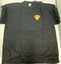 Babylon 5 Xl Black T-shirt Psi Corps Front Logo Babylon 5 Multi Color Rear Logo