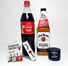 Jim Beam Whiskey + COCA COLA + gioco di carte + PowerBank + Bluetooth Altoparlante