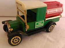 READERS DIGEST CLASSIC TRUCK MINIATURES FORD MODEL T TANKER MODEL DIECAST  USED