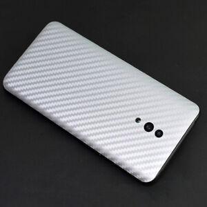 Carbon Fiber Screen Protector Back Cover Soft Protective Film For Xiaomi Redmi