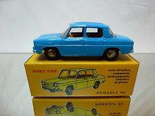 DINKY TOYS ATLAS 517 RENAULT R8 - BLUE 1:43 - MINT IN BOX