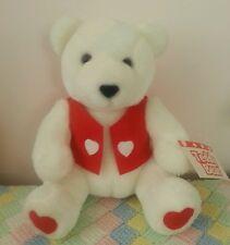 Hallmark Valentine Bear ~ Plush~ New