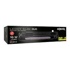 Aquael Leddyslim 16W 40-60cm Duo LED Beleuchtungsmodule Éclairage pour Aquarium