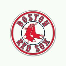 BOSTON RED SOX LOGO COLLECTOR'S PIN NEW MINT CONDITION FREE SHIPPING!