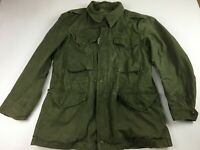 US Army M51 Field Jacket Vtg Korean War Dated Jan 14 1952