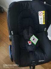 Maxi cosi CITI car seat in black postage included