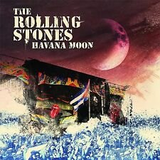 ROLLING STONES ~ HAVANA MOON ~ DELUXE DVD/BLU-RAY/2CD BOX SET ~ *NEW/SEALED*