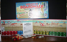 VTG 1985 Advance to Boardwalk Game Parker Bros. COMPLETE VG++