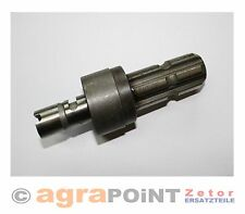 NEW - 55115941 - Zetor Tractor PTO End Shaft Dual Speed - by agrapoint