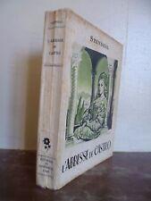 STENDHAL L'ABBESSE DE CASTRO 9 GRAV.H.T/PANTHEON PARIS 1947 COLL. PASTELS/FRONT*