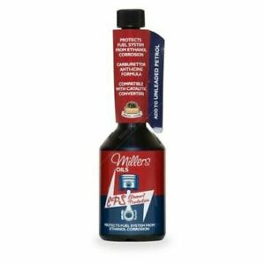MILLERS OIL EPS ETHANOL PROTECTION FUEL TREATMENT ADDITIVE 250ML