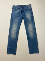 DIESEL BUSTER REGULAR SLIM TAPERED Jeans- W30 L32 -Blue - Great Condition -Men's