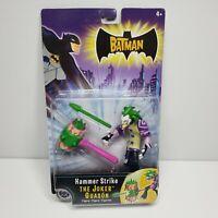 The Joker Hammer Strike Action Figure The Batman Mattel
