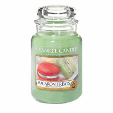 Yankee Candle Macaron Treats gro�e Kerze im Glas