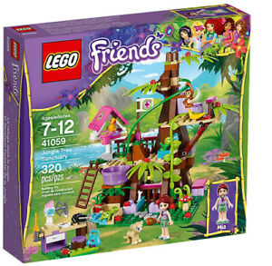 LEGO Friends Unterschlupf am Dschungelbaum (41059) ***NEU & OVP***