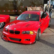 1998-2005 BMW E46 M3 Coupe GReddy Pandem Style Body kit Front Lit ,Fneder,Spoile