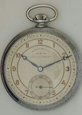 "Raro Vintage Orologio Da Tasca Pocket Watch ZENITH Gioielleria""Sandoz Catanzaro"""