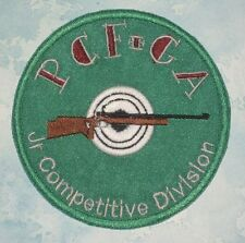 PCF & GA Jr Competitive Division Patch - Putnam County Fish & Game Assoc.