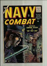 NAVY COMBAT #10  1956 MARVEL/ ATALS COMICS  SILVER AGE WAR