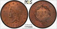 1820 N-13 Large Date 1C PCGS MS65RB PCGS TrueView 1 Cent One Penny Cents Coin 🔥