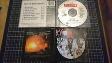 SLAYER Live undead ORG 1987 RR! Exodus Dark Angel Kreator Possessed Venom Sodom