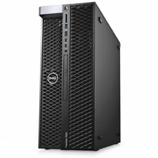 """Dell Precision 7820 Workstation Tower CTO Configure-To-Order 4x 3.5"""" HDD Bays"""