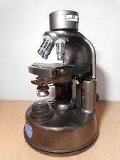 Microscope appareil instrument optique laboratoire anglais C BAKER London