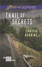 Trail of Secrets (Love Inspired SuspenseThe Cold Case Files)-ExLibrary