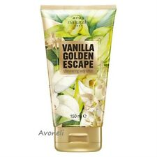 AVON Naturals Vanilla Golden Escape schimmernde Körperlotion / Bodylotion 150ml
