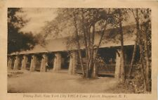 A View Of The Dining Hall, YMCA Camp Talcott, Hugenot, New York NY