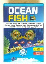 ACUARIO SAL MARINA OCEAN FISH 4 KILOS.envio gratis
