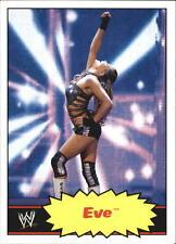 2012 Topps Heritage WWE #17 Eve