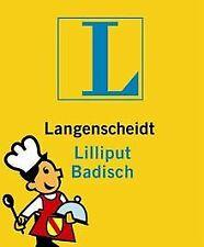 Langenscheidt Lilliput Badisch: Badisch-Deutsch/Deu...   Buch   Zustand sehr gut