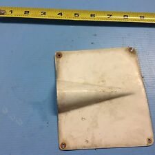 Mooney M20A Rudder Control Rod fairing Experimental