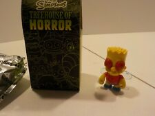 Kid Robot THE SIMPSONS Vinyl Figure Treehouse of Horror BART as FLY Halloween