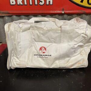 HOLDEN GMH CUSTOMER CARE  Vintage Promotional Travel Sports Bag