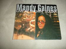 Mandy Gaines Live At The Brown Sugar CD
