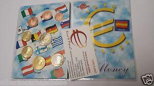 2003 SPAGNA 8 monete 3,88 EURO fdc espagne spanien spain España Испания