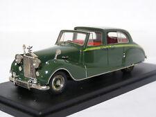 FYP 1/43 1952 Rolls-Royce Phantom IV Limousine Aga Khan Handmade Resin Model Car