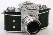 Kine Exakta (ver 1.2.1) 35mm Camera 520690 With Zeiss Tessar 50mm f2.8 Lens