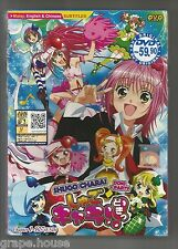DVD Shugo Chara + Doki + Party Season 1+2+3 (Vol. 1-127) End Anime