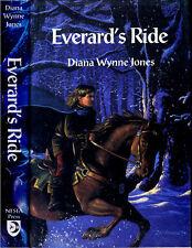 Everard's Ride by Diana Wynne Jones (Chrestomanci) HC 1st/1st NESFA Press 1995