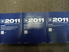 2011 CHEVY AVEO A V E O Service Shop Repair Manual SET FACTORY Brand New