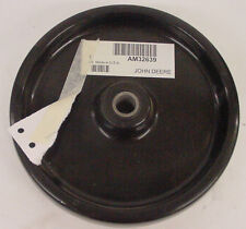 "JOHN DEERE Genuine OEM Gage Bogie Mower Deck Wheel AM32639 46"" 50"" MODEL 47 48"