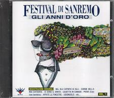 """DORELLI DE PALMA MODUGNO CONSOLINI - RARO CD 1990 """" FESTIVAL DI SANREMO VOL.1"""""""""""