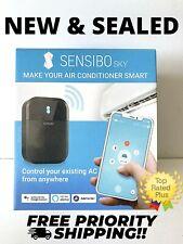 New! Sensibo Sky V2 Smart Air Conditioner WiFi Thermometer Storm Grey w/ Alexa