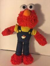 """Sesame Street Elmo Fisher Price Plush Toy 2008 12""""  Tall"""